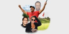 Discover tiger woods