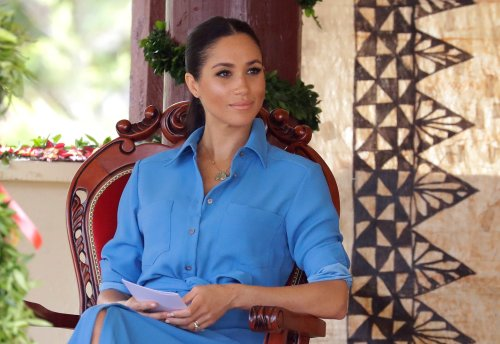 Why Meghan Markle Won't Be Attending The Unveiling Of The Late Princess Diana's Statue