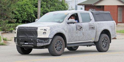 Ford Ranger Raptor 2023: El depredador más compacto prepara su evolución