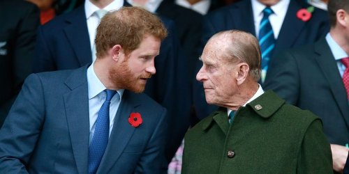 Prince Harry Has Arrived Back in the U.K. Two Days After Prince Philip's Death