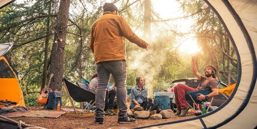 The Best Camping Gear You Can Buy for Less Than $50