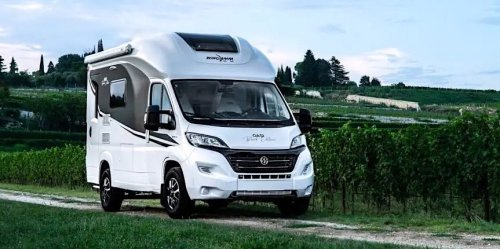This Tiny RV Is a Whole New Type of Awesome Camper Van
