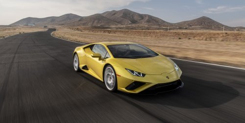 Yes, You Can Be A Cool, Suave Lamborghini Racer!