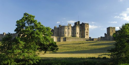 10 of the spookiest castles to visit in the UK