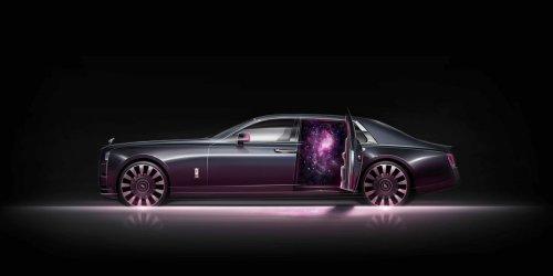 Pondering Einstein and Rolls-Royce's Existential Phantom