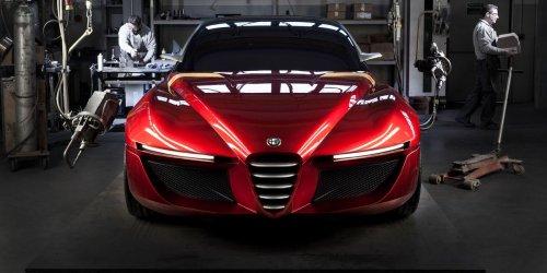 Alfa Romeo GTV: Regreso glorioso (e inesperado) de la mano de Stellantis