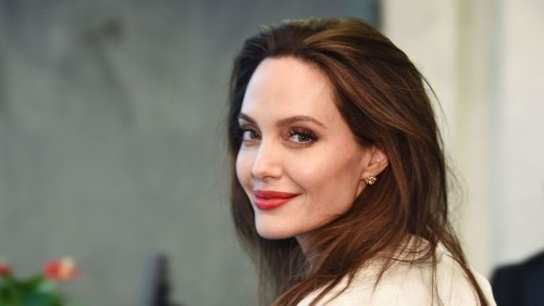 Angelina Jolie and The Weeknd Were Photographed Having a 2.5-Hour Dinner at Giorgio Baldi