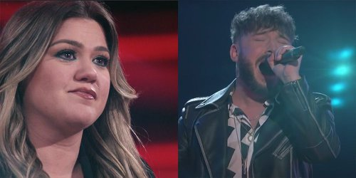 'The Voice' Star Kelly Clarkson Broke Down in Tears After a Contestant 'Killed' Her Song