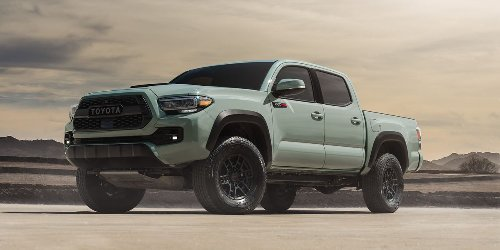 2021 Toyota Tacoma Review, Pricing, and Specs