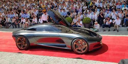 Genesis Intends to Build the Essentia Concept as an EV, and It May Be Powered by Hydrogen