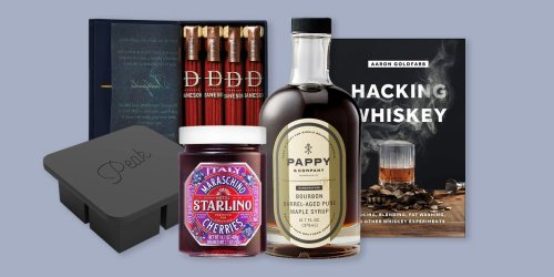 The 16 Best Gifts for Whiskey Lovers