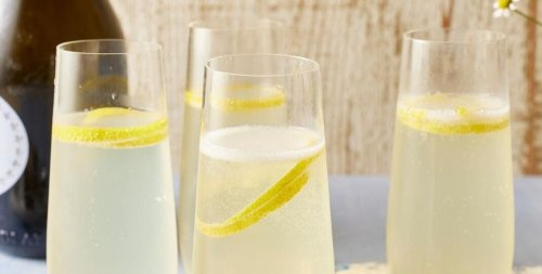 These Bubbly Champagne Cocktails Are Worthy of a Toast