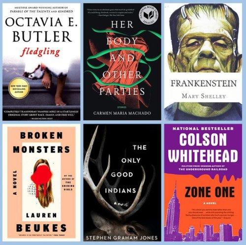 The 14 Best Horror Books For Reveling in Spooky Season