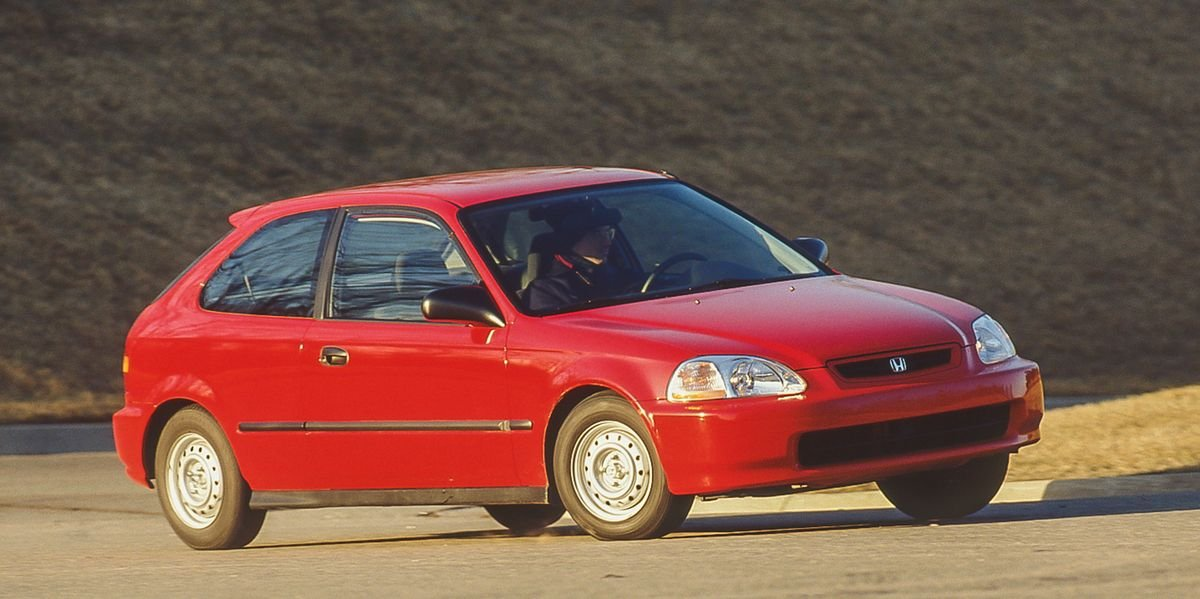 Tested: 1996 Honda Civic DX Is Clean And Quick