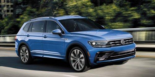 2021 Volkswagen Tiguan Review, Pricing, and Specs