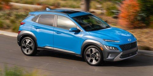 2022 Hyundai Kona Review, Pricing, and Specs