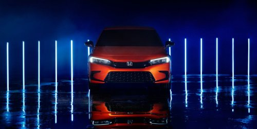 2022 Honda Civic Prototype Is Still Cool but Surprisingly Sophisticated