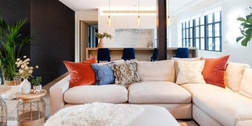 Calm app co-founder Michael Acton Smith's mindful London home