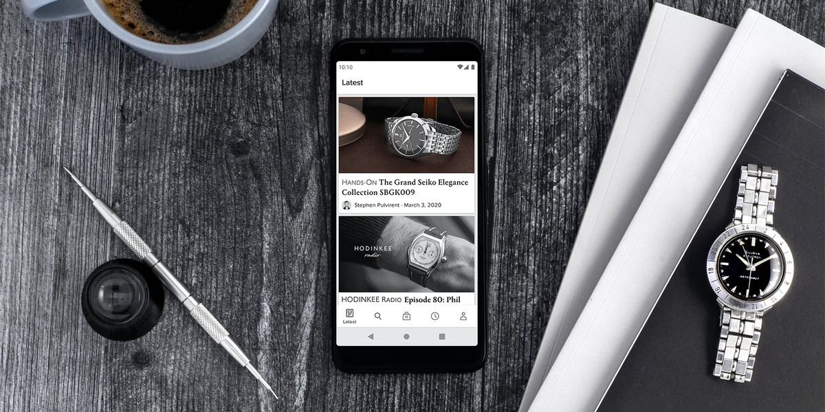 Every Watch Lover Should Download These Apps Right Now