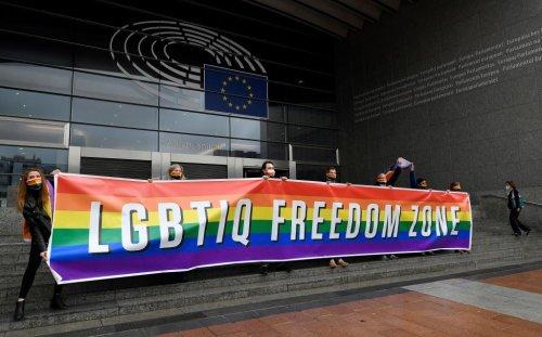 """""""Europa zona di libertà per i diritti LGBTQIA"""" e tutto quello che significa"""
