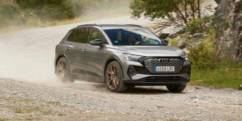 Audi Q4 e-tron: Probamos el SUV eléctrico del presente