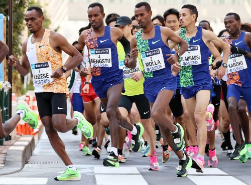 International runners won't be able to compete in the Tokyo Marathon this year