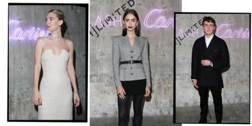 Cartier Celebrates Launch Of 'Clash [Un]limited' Collection With Star Studded Dinner