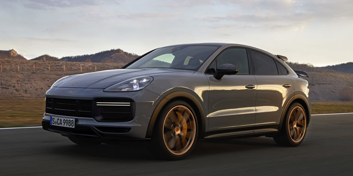 Porsche Just Unleashed the Most Insane Cayenne Ever
