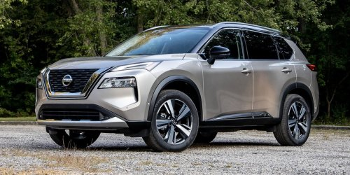 Tested: 2021 Nissan Rogue Ratchets Up Its Visual Appeal