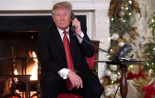Trump Apparently Called Everybody in Georgia Except Boss Hogg, and They All Recorded It