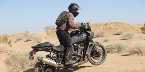 Harley-Davidson's New Adventure Motorcycle Is Truly One of a Kind