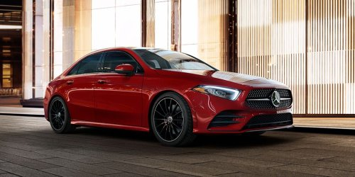 2021 Mercedes-Benz A-Class Review, Pricing, and Specs