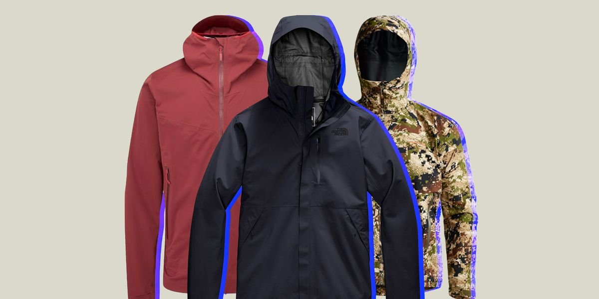 The 12 Best Rain Jackets of 2021