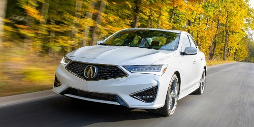2021 Acura ILX Review, Pricing, and Specs