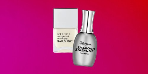 14 best nail strengtheners, starting from £3.50