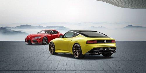 Nissan Z Proto vs. Toyota Supra: Now the Supra Really Needs a Manual