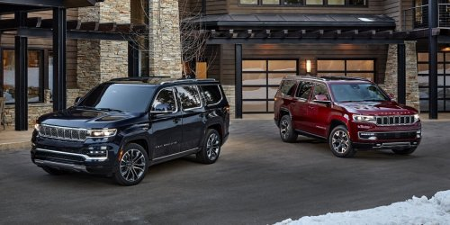 2022 Jeep Wagoneer vs. Grand Wagoneer: Examining the Differences