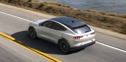 2021 Mustang Mach-E California Route 1 Is Ford's Longest-Range EV Yet