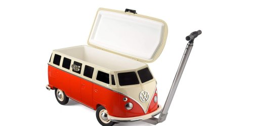 This VW Bus Cooler Is Cooler Than Your Cooler