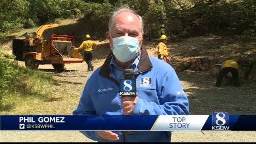 Cal Fire training National Guard soldiers to help on front lines this wildfire season