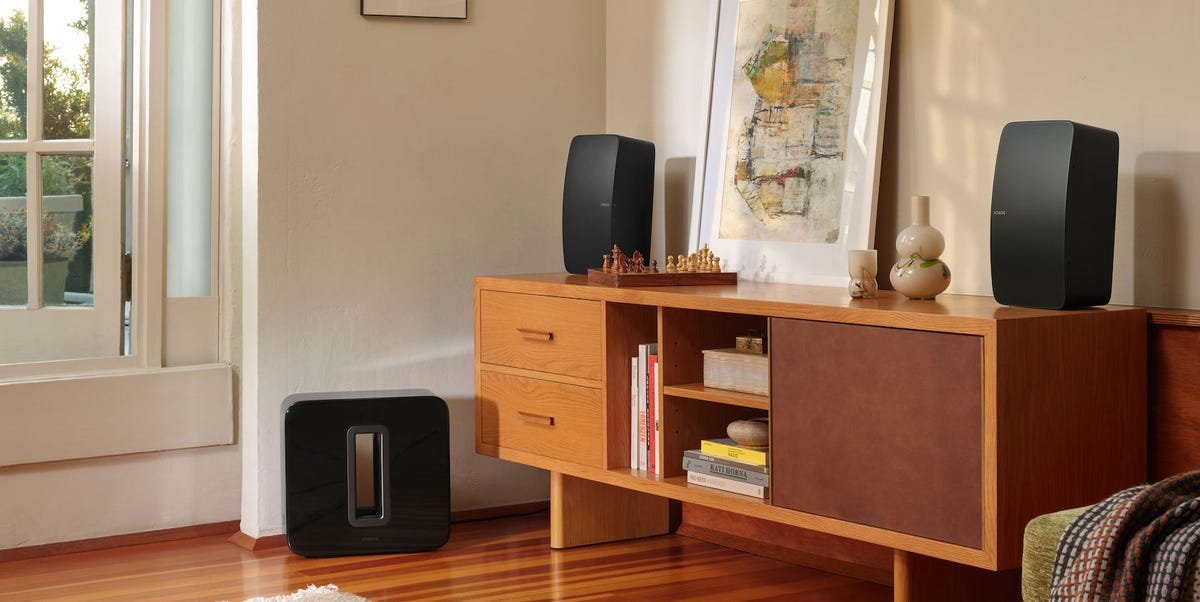 Sonos Is Offering Rare Deals on a Handful of Two-Room Sets