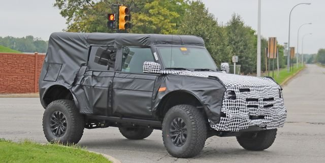 2023 Ford Bronco Raptor: Everything We Know So Far