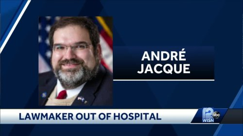 Lawmaker who spoke out against vaccine released after being hospitalized with COVID-19