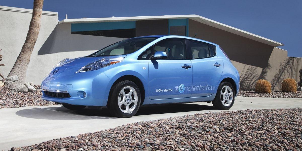 6 Electric Vehicles Under $10k