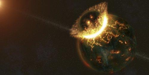An Alien World Might Be Hiding Inside Earth, Study Says