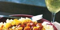 Monkfish Couscous