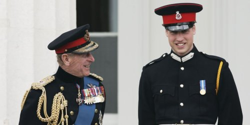 """Prince William on Prince Philip: """"My Grandfather Was an Extraordinary Man"""""""