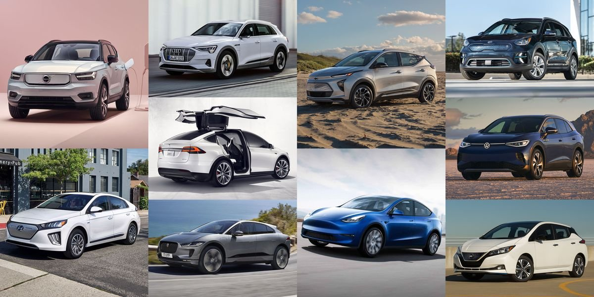 20 electric vehicles that won't obliterate your life savings