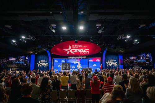 They Clapped for Death at CPAC