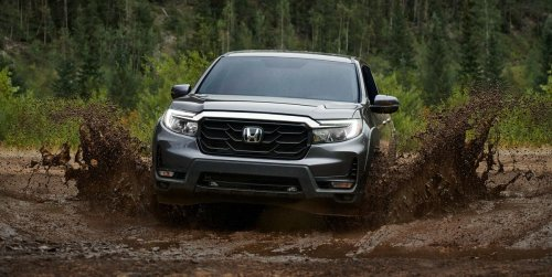 The 2021 Honda Ridgeline: Rugged and Ready